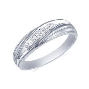mens white gold diamond promise ring gemologica  fine