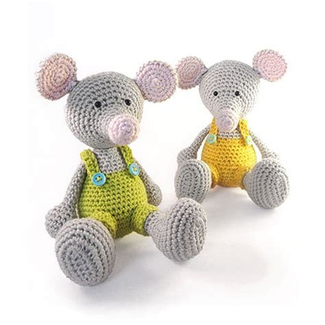 amigurumi pattern mouse manfred the mouse amigurumi pattern amigurumipatterns net