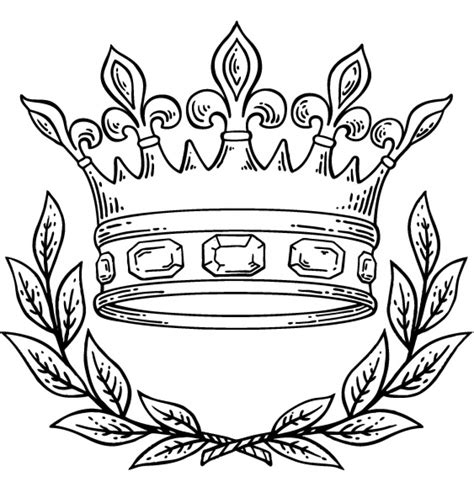 simple crown coloring page purim coloring pages for kids free printout sea4waterman