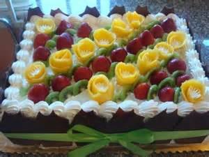 fruit decorations on cake food and drinks pinterest g 226 teaux d 233 coration et fruit