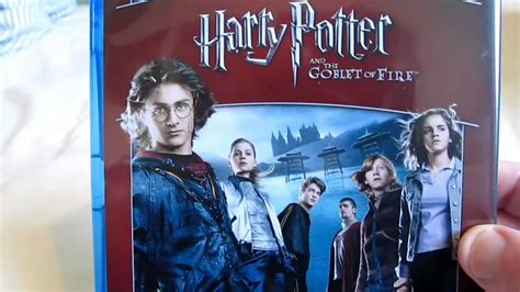 film blu youtube unboxing harry potter the complete 8 film collection blu