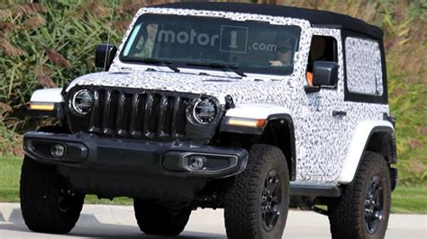 2018 wrangler soft top 2018 jeep wrangler rubicon soft top spied price