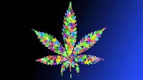 imagenes chidas weed multicolor marijuana leaf full hd fondo de pantalla and