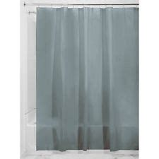 non toxic shower curtain liner mildew resistant shower curtain ebay