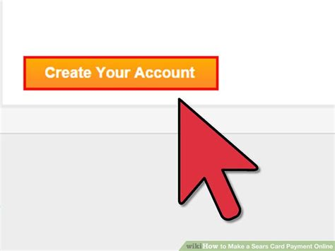 sears card make a payment how to make a sears card payment 12 steps with