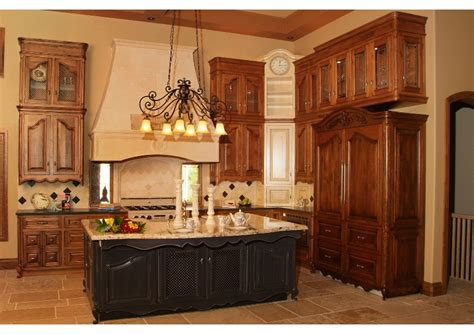 country kitchens cabinets french country kitchen