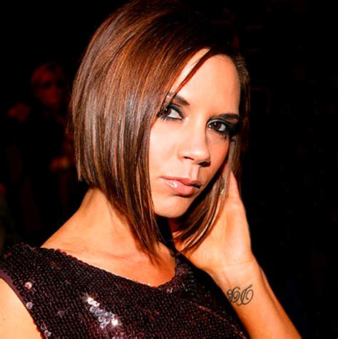 victoria beckah hair type victoria beckham bob hairstyle male models picture