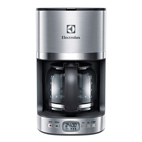 coffee machine model ekf stainless steel electrolux