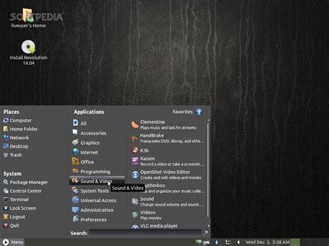 Manjaro 16061 Live Dvd Linux Os revolution os