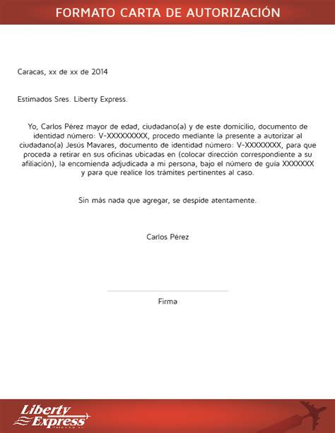 carta de autorizacion en pdf quelques liens utiles