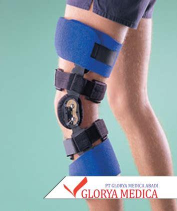 jual exel knee brace