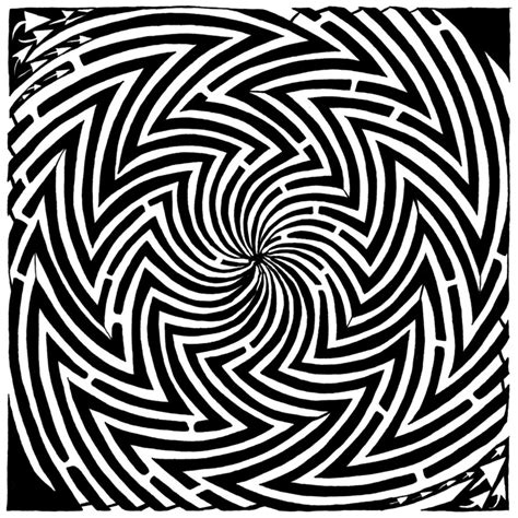 printable art mazes illustrated maze cartoons awesome mazes of all types