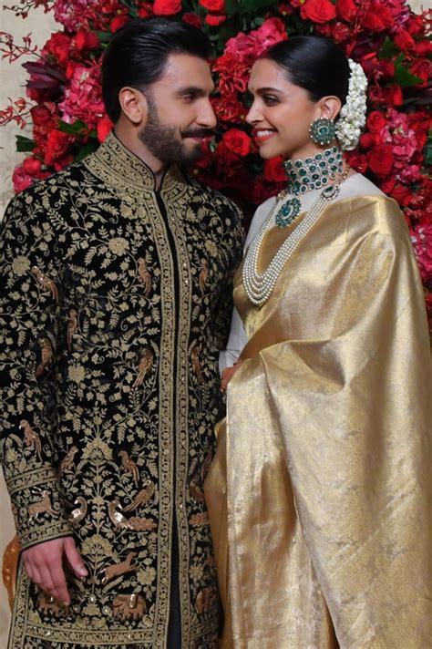 deepika padukone  ranveer singh wedding reception  bangalore emirates