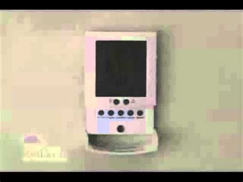 comfort zone thermostat suntouch programmable thermostats sunstat 500670 youtube