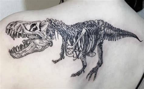30 terrifyingly terrific t rex tattoo designs tattooblend