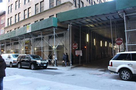 Sidewalk Shed Nyc by Image Gallery Sidewalk Shed