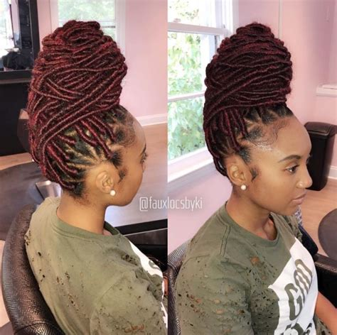 faux dreads with marley hair best 26 faux locs with marley hair for this year new