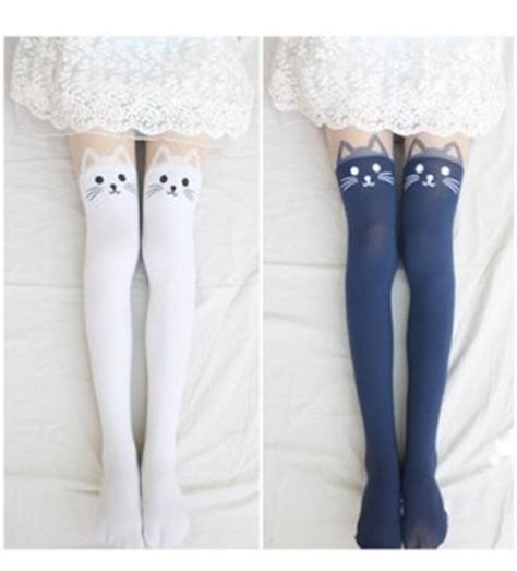 tattoo cat tights cut uk tights for girlfriend gift new fall 2013 cat tattoo