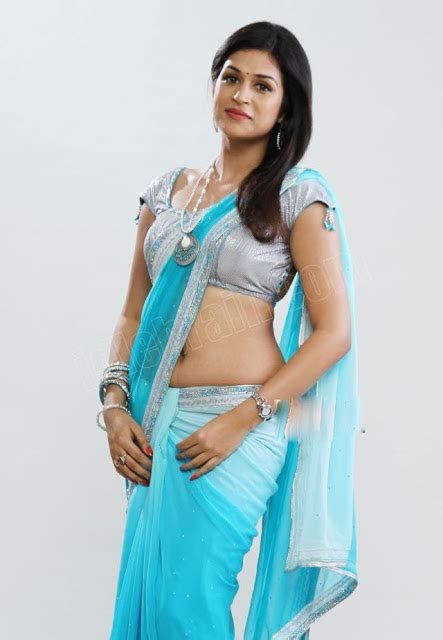 Blouse Hq 1 shraddha das in spicy saree lovely blouse must see hq pics