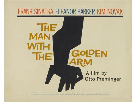 One Story House Designs by Saul Bass Movie Poster Collection Goes To Auction