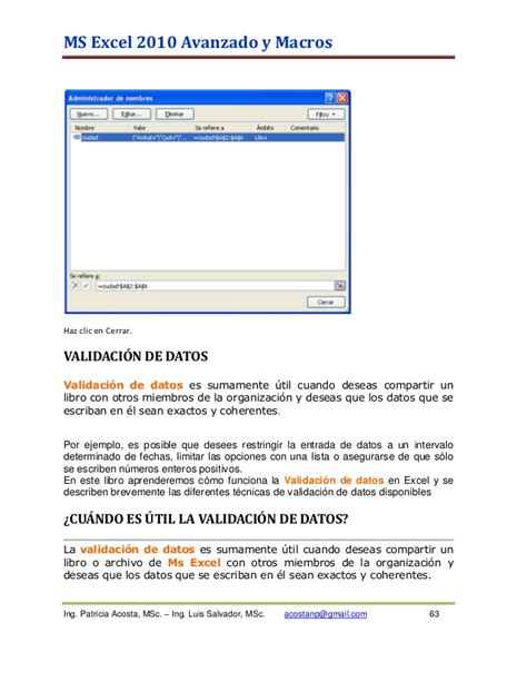 tutorial excel 2010 avanzado pdf descargar tutorial excel 2010 espa 241 ol gratis manual