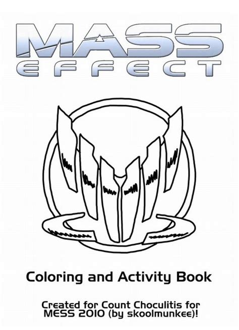 coloring book effect free the mass effect coloring book