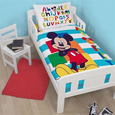 character bedding character disney junior toddler bed duvet cover sets bedding