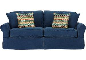 sofa blau home isles blue sofa sofas blue