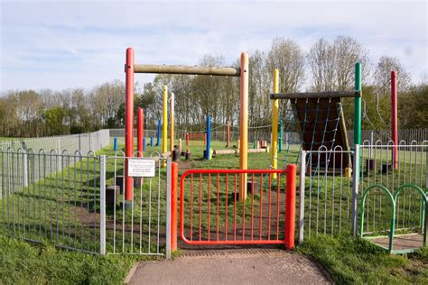 swing gate school school and playground railings the norlap fencing