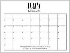 Word 2015 Calendar Template by Just In Fully Editable 2016 Calendar Templates In Ms Word