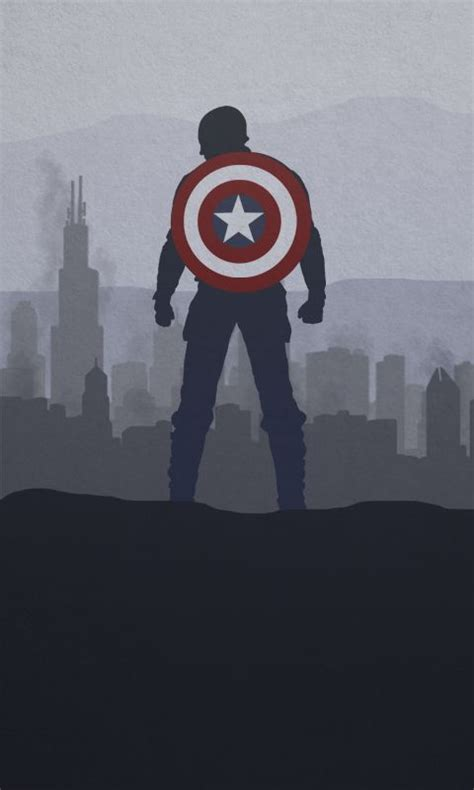 captain america wallpaper cell phone captain america winter soldier phone wallpaper by