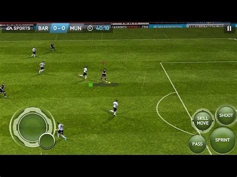 ea for android fifa 14 by ea sports android gameplay in hd