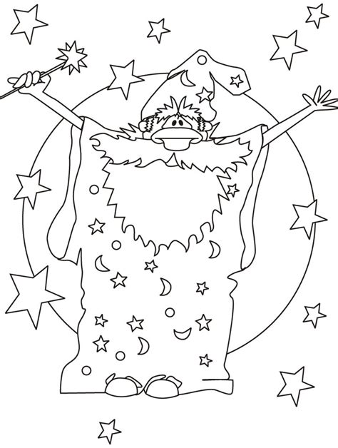 Wizard Coloring Pages Magician Wizard Coloring Pages Download Free Magician by Wizard Coloring Pages
