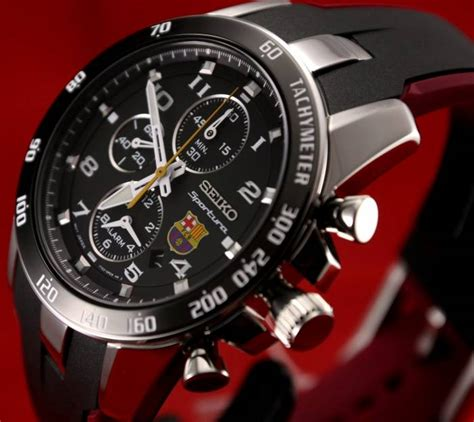 Jam Seiko Fc Barcelona Steel White s watches seiko sportura limited edition fc