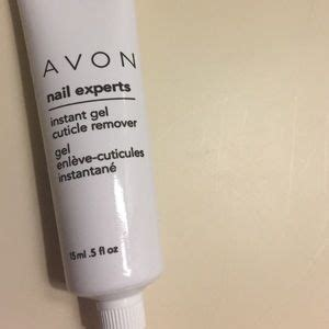 Avons Instant Manicure by Avon Avon Nail Experts Instant Gel Cuticle Remover From