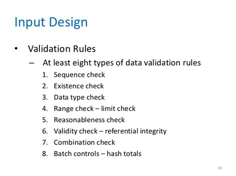 design pattern validation rules user interface design chapter 08
