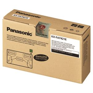 Panasonic Toner Cartridge Kx Fat472e itcomm