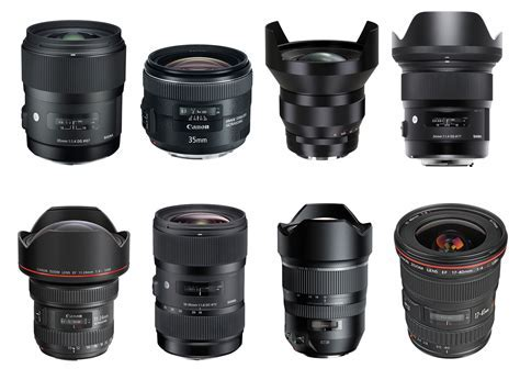 Best Wide Angle Lenses for Canon DSLRs   Camera News at
