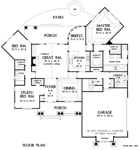 house of the week floor plans home plan of the week the lisenby 1220 houseplansblog dongardner com