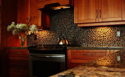 Kitchen Backsplash Mosaic by Kitchen Backsplash Ideas With Dark Cabinets Kitchen