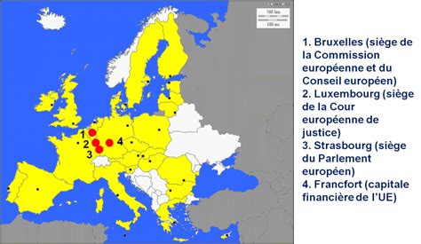 ou siege la commission europ馥nne les villes o 249 si 232 gent les institutions de l union