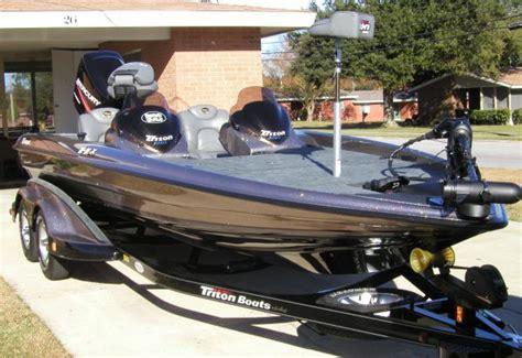 triton - Bass Boat Central Setup
