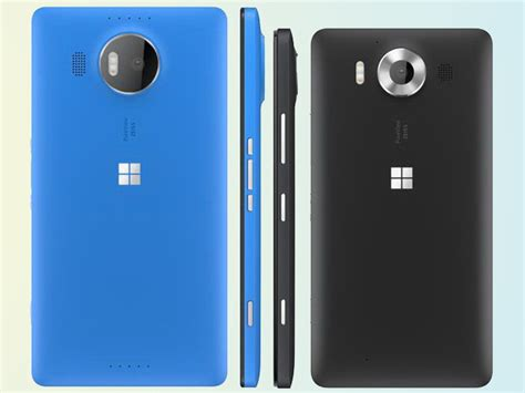 Microsoft Lumia Cityman press renders of lumia cityman 950 xl and talkman 950