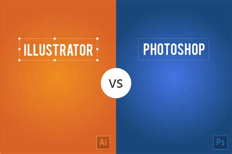 graphics design vs illustration 9 cool posters that show the differences between adobe