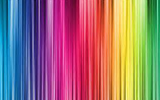what colors are in the rainbow colors of the rainbow quotes like success