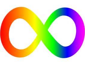 Symbols That Represent Infinity File Autism Spectrum Infinity Awareness Symbol Svg