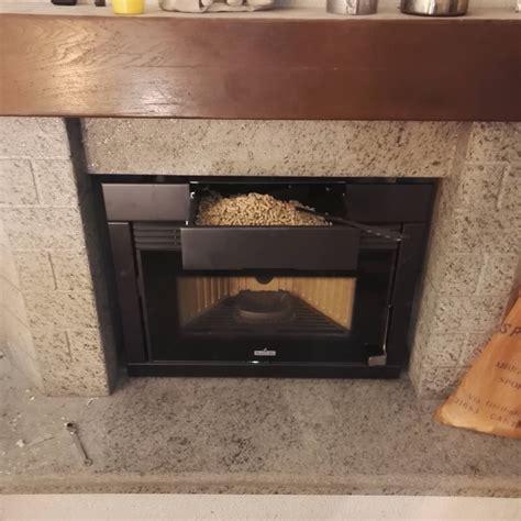installazione inserto camino installazione canna fumaria per inserto a pellet marchio