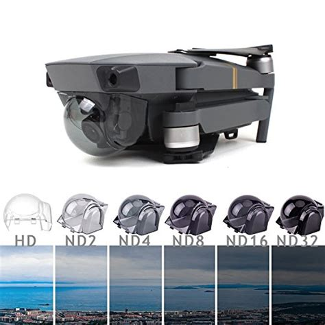 Nd4 Filter Cover Gimbal Protector Cap For Dji Mavic Pro dji mavic pro lens filter gimbal cover protector hd import it all