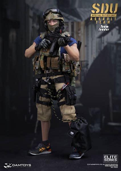 Dam Toys Sdu Shirt sdu assault team leader special duties unit dam toys
