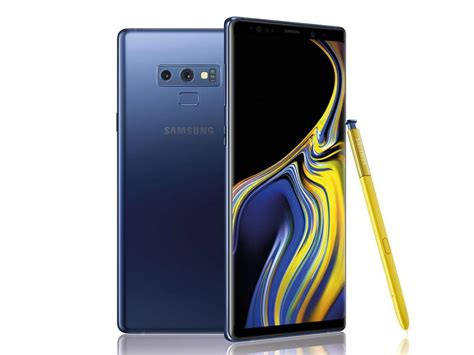samsung note samsung galaxy note 9 front review dxomark